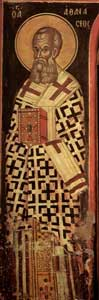Афанасий Великий, Александрийский
