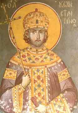 Константин Великий, равноап.