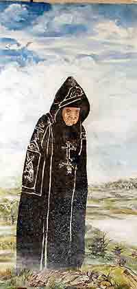 Оптина Пустынь, схимонахиня Сепфора