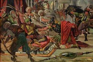 убийство турецкого хана