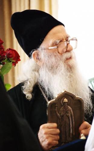 архимандрит Петр Кучер 85 лет