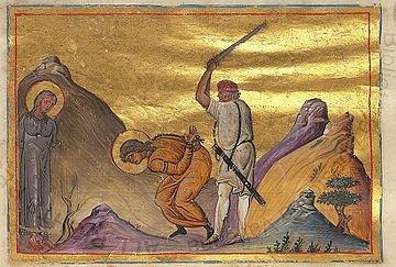 Святые мученицы Рипсимия и Гаиания