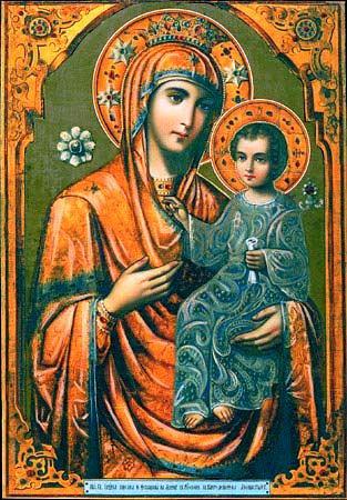 икона Божией Матери Избавительница