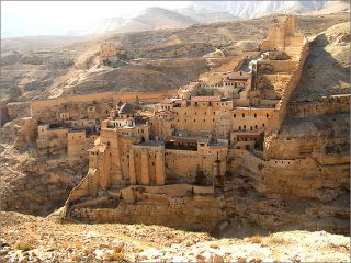 монастырь преп Саввы Овсященного