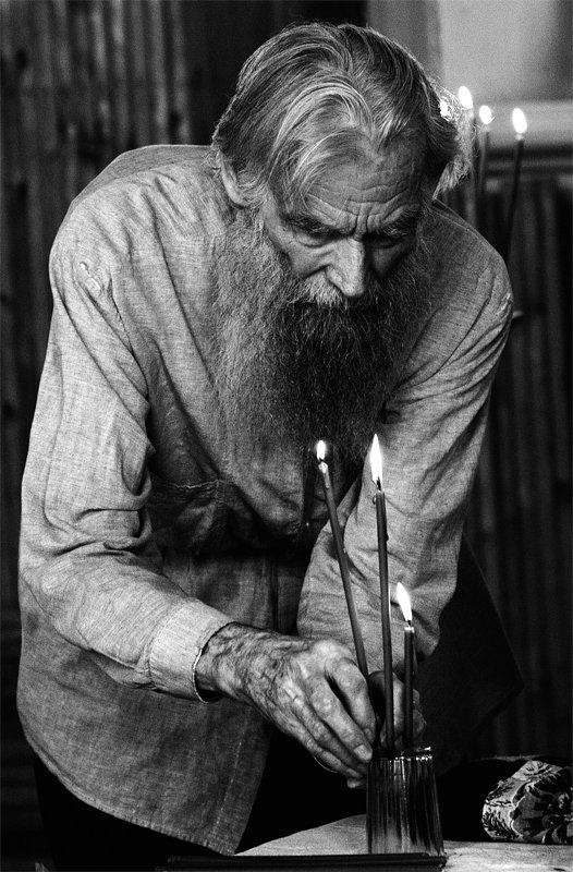 дедушка православный