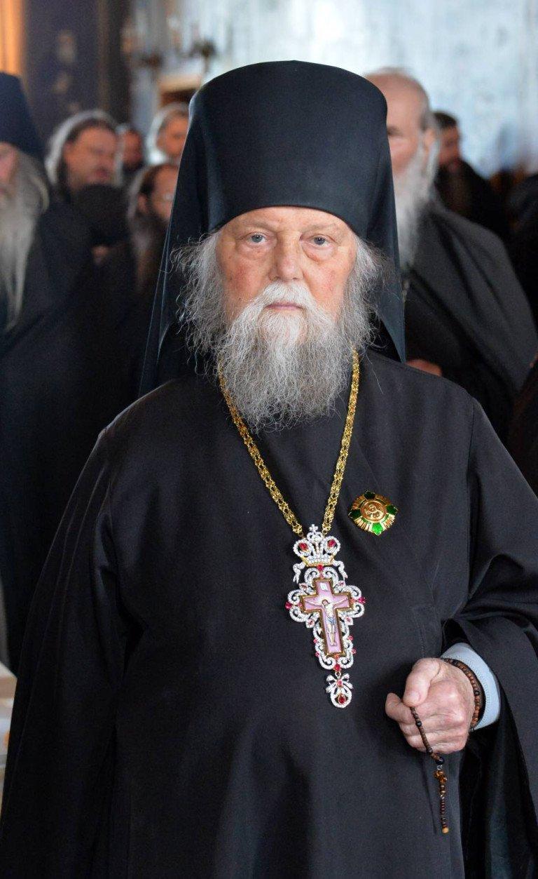 архимандрит Венедикт Пеньков
