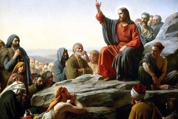 Господь с учениками