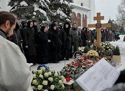 Год со дня преставления архимандрита Кирилла (Павлова)