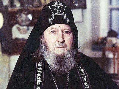 схииг Савва Остапенко