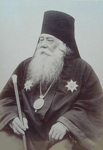 Святитель Иустин (Полянский), епископ Уфимский и Мензелинский