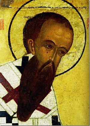 свят Василий Великий