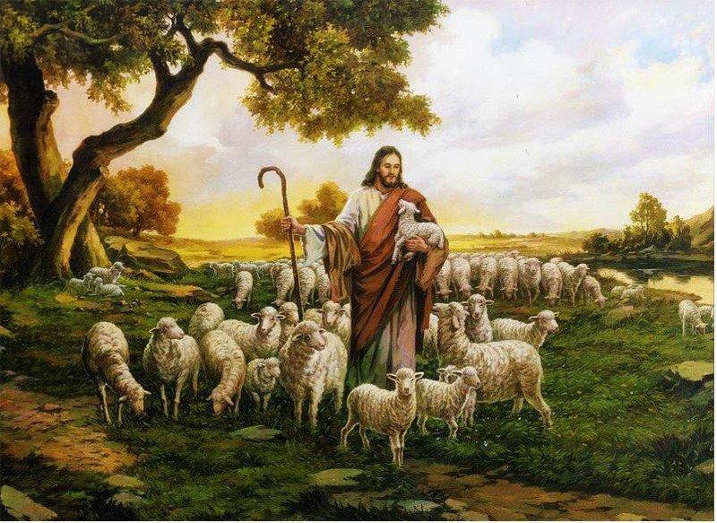 Господь Пастырь