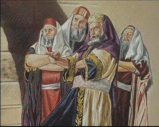 книжники и фарисеи