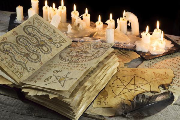 книга колдовства и магии
