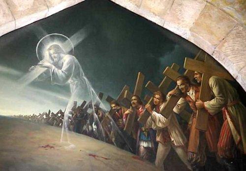 следовать за Христом