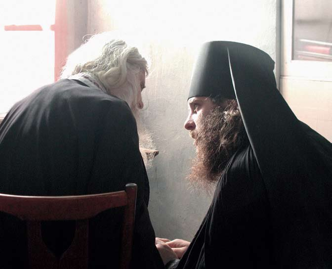 старец Иероним Санаксарский