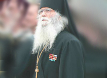 Боголюбский монастырь. Старец Петр Кучер
