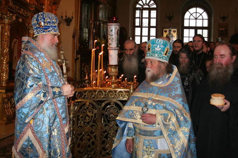 Оптина Пустынь, митрополит Климент