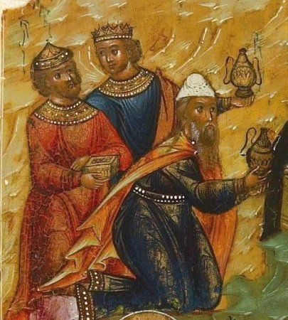 БЛАГОСЛОВЕННАЯ ОПТИНА ПРАЗДНУЕТ РОЖДЕСТВО ХРИСТОВО