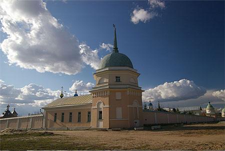 Оптинская башня