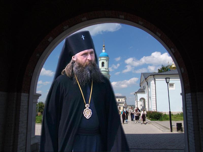 Архиепископ Феогност. Оптина Пустынь