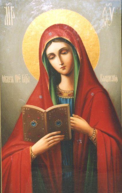 Оптина Пустынь, Икона Калужской Божией Матери
