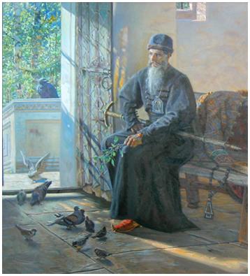 Оптина Пустынь - Иоанн Грозный