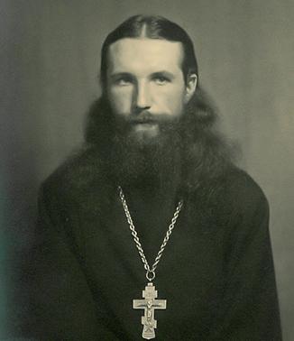 Священномученик Петр Петриков