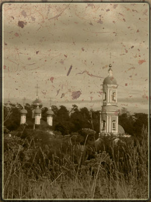 Введенский храм, колокольня