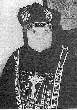 Схимонахиня Нила