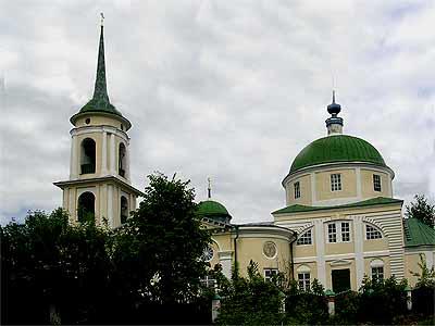 Благовещенский храм г. Козельска