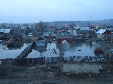 Козельск-Оптина-паводок 2013